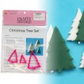 Christmas Tree Cutter Set - 3pc