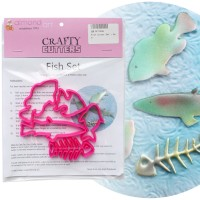 Fish Cutter Set - 5pc