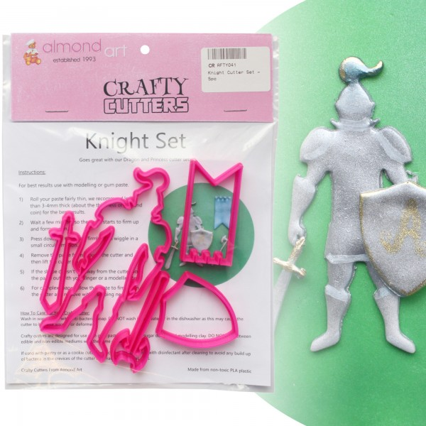 Knight Cutter Set - 5pc