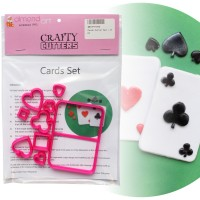 Playing Cards Cutter Set - 9pc