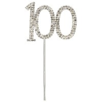 '100' Diamante Pick