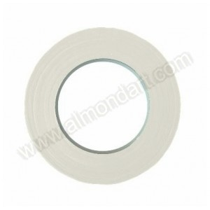 """6mm - White Floral Tape (¼"""" x 30yrd)"""