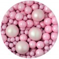 Sprinkletti Baby Pink Bubbles Sprinkles - 100g
