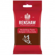 Renshaw Belgian Milk Chocolate Modelling Paste - 180g