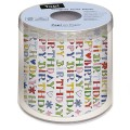 Happy Birthday Lettering Designer Toilet Paper - 3ply - 200 sheets