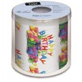 Happy Birthday with Presents Designer Toilet Paper - 3ply - 200 sheets