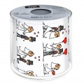 Wedding Day Designer Toilet Paper - 3ply - 200 sheets