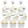 Dietary & Free From Cupcake Toppers - 12pk