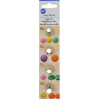 Wilton Large Tip - Set of 4