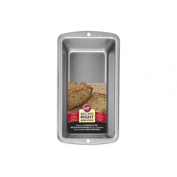 "Wilton Loaf Pan 8"" x 4"""