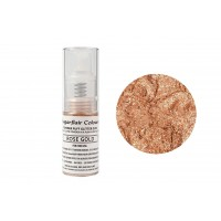Rose Gold - Sugarflair Powder Puff Pump Spray - 10g