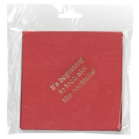 Its Beginning To Look A Lot Like Cocktails Lunch Napkin 15/pk