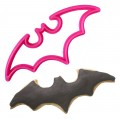 Crafty Cutters Plastic Bat Cookie Cutter