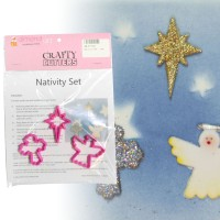 Nativity Set - 3pc