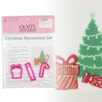 Christmas Decoration Set - 3pc