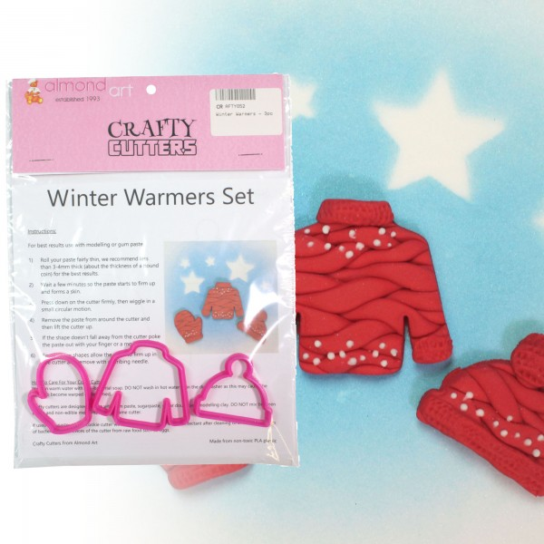Winter Warmers - 3pc
