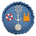 Nautical Cutter Set - 7pc