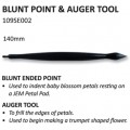Jem Tool 2 - Blunt Point and Auger