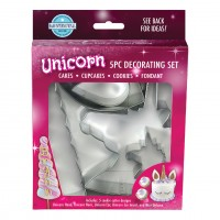 Unicorn Cutter Set/5