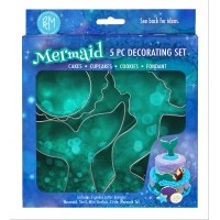 Mermaid Cutter Set/5
