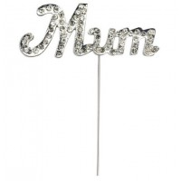 Diamante MUM on stem 55x22mm