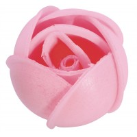Large Pink Wafer Rose