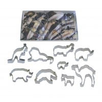 Zoo Animals Cutter Set/9