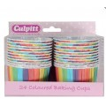 Rainbow Baking Cases - 24pce - 60mm