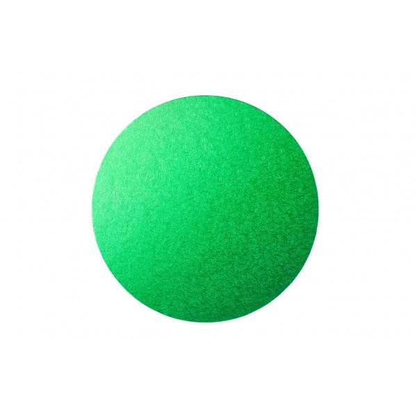 Grass Green 10 Inch Round Cake Drum