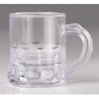 Beer Tankard - Plastic 45mm