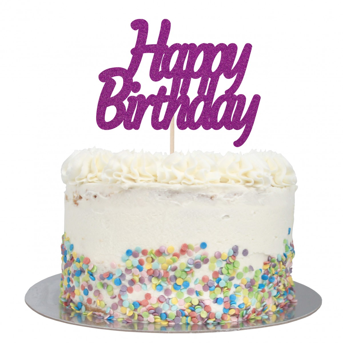 Fine Buy Large Happy Birthday Cake Topper Online Personalised Birthday Cards Veneteletsinfo