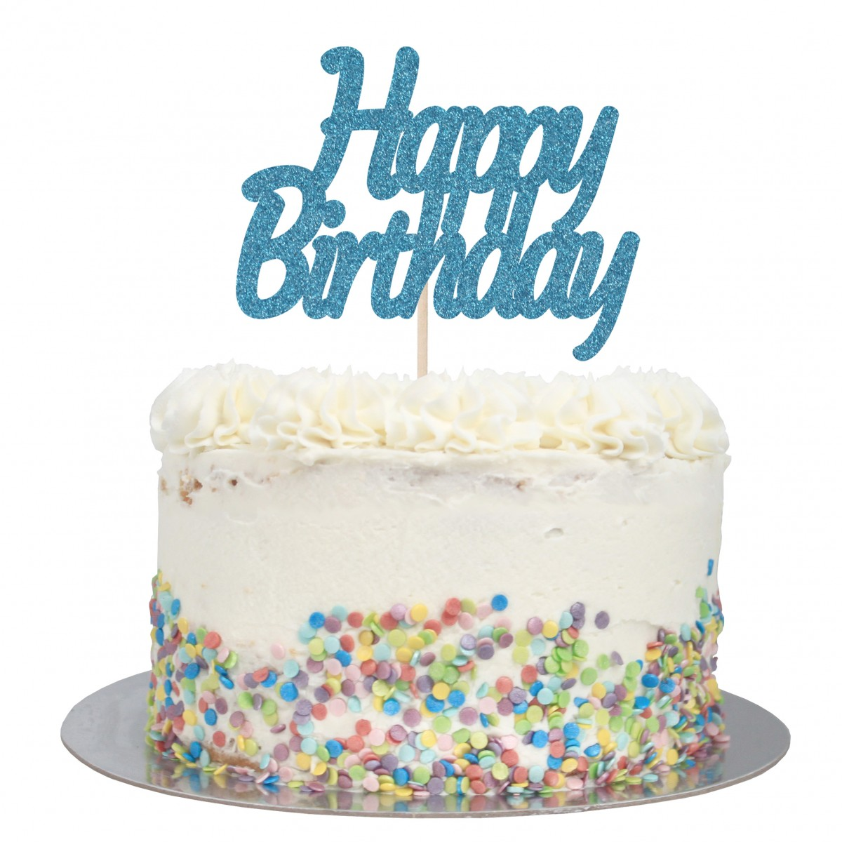 Terrific Buy Large Happy Birthday Cake Topper Online Funny Birthday Cards Online Eattedamsfinfo
