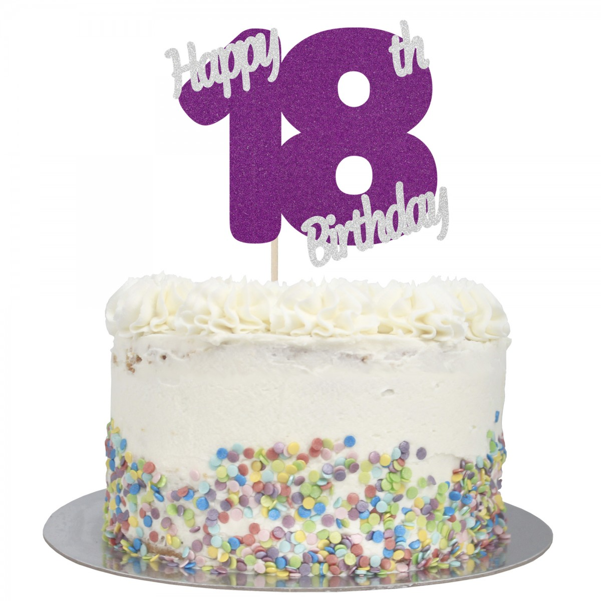 Fabulous Buy Happy 18Th Birthday Cake Topper Online Personalised Birthday Cards Veneteletsinfo