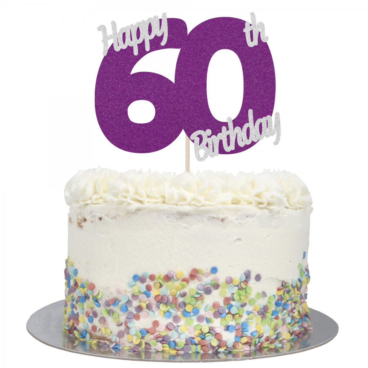Outstanding Buy Happy 60Th Birthday Cake Topper Online Personalised Birthday Cards Paralily Jamesorg