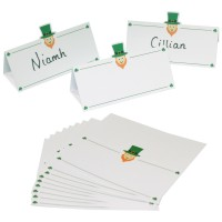 Leprechaun Place Name Cards - 12pk