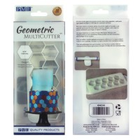 Hexagon - Geometric Multi cutter Set/3