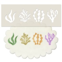 Seaweed Stencil Assorted Designs