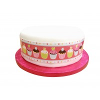 Sweet Treats Cake Frill/Band - 39""