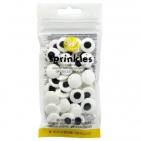 Wilton Sprinkles - 56g Bag: Large Candy Eyeballs
