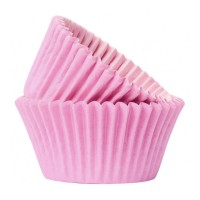 Baby Pink Paper Cupcake / Muffin Cases