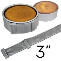 "PME 3"" Deep Level Baking Belts"