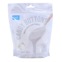 PME Bright White Candy Buttons 12oz