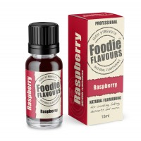 Raspberry Professional High Strength Natural Flavouring - 15ml