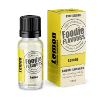 Lemon Professional High Strength Natural Flavouring - 15ml