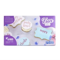 PME Fun Fonts Stamping Set - Collection 1