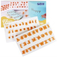 PME Fun Fonts Stamping Set - Collection 2