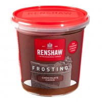 Renshaw Chocolate Flavour Frosting - 400g
