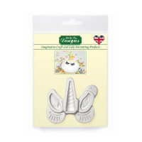 Katy Sue Unicorn Ears, Horn & Lashes Silicone Mould