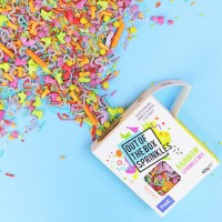 Rainbow Mix - Out Of The Box Sprinkles - 60g