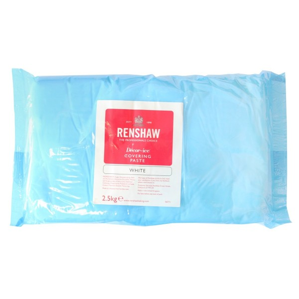 Decor-Ice White Covering Paste - 2.5kg